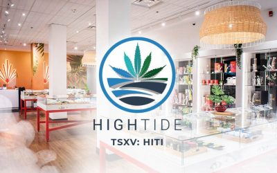High Tide Continues to Expand with New Calgary Store