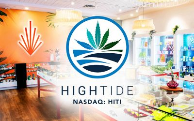 High Tide Announces Elimination of Senior Secured Debt And Addition To AdvisorShares Pure Cannabis ETF (NYSE: YOLO)