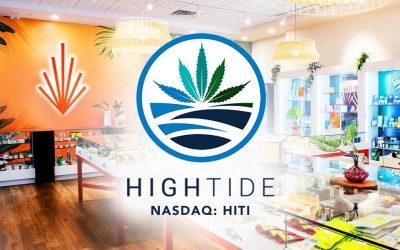 High Tide Opens 20th Ontario Cannabis Retail Store On Ottawa's Rideau Street