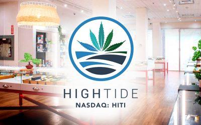 High Tide Announces Addition to the ETFMG Alternative Harvest ETF