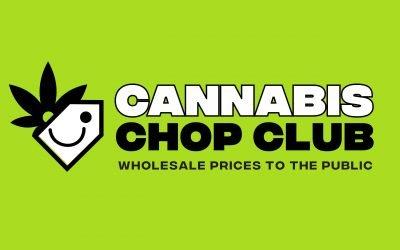 High Tide Reveals Design Concept for Cannabis Chop Club Retail Value Brand