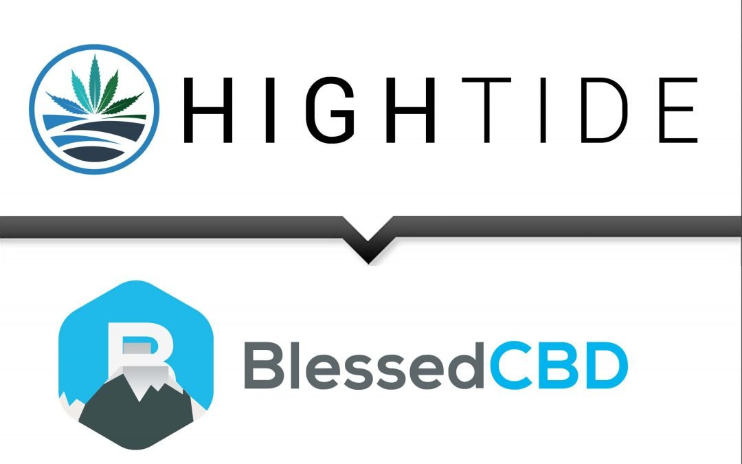 High Tide Closes Acquisition of Blessed CBD and Enters U.K. Market