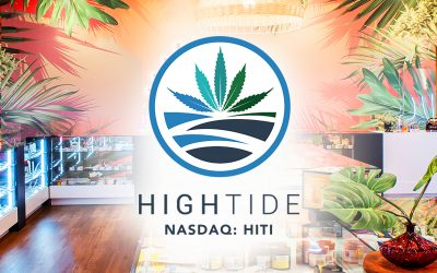 High Tide Becomes North America's First Cannabis Discount Club Retailer With Over 245,000 Members